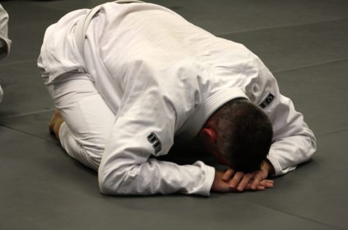 Facing the Competition Mat: The Battle Against Yourself